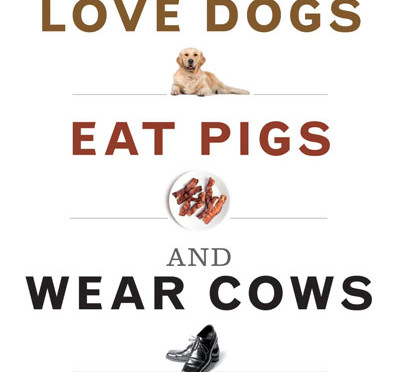 love dogs pigs wear cows