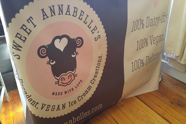 The Sweet Annabelle's Cream Freezer at Barton@Home.